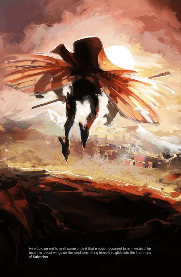 The Prophet of Landfall 4
