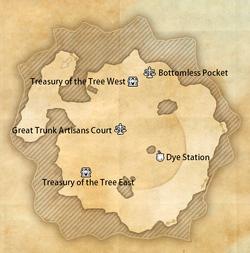Elden Tree Upper legend map (online)