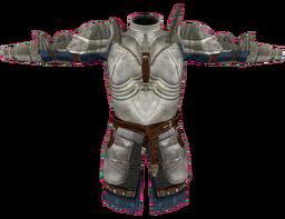 Steel Cuirass (Oblivion)