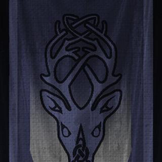 Flaga Falkret