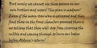 Alchemist's Note