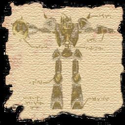 Morrowind - Dwemer Centurion Plans