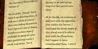 The Journal of Ralis Sedarys - Volume 21