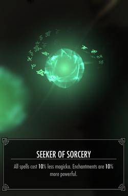 Seeker of Sorcery