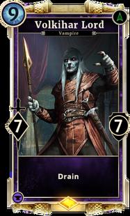 Volkihar Lord (Legends)