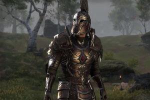 Keizerlijke soldaat in The Elder Scrolls Online
