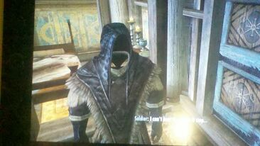 Skyrim no face glitch