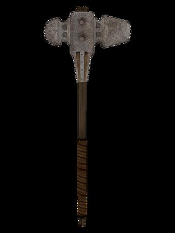File:Oblivion IronWarhammer.png