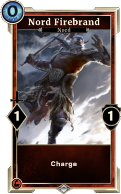 Nord Firebrand (Legends)