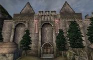 Battlehorn Castle Entrance Great Hall