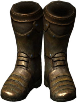 Cultist Boots