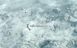 Frostflow map