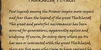 Thukhozod's Bracer (Book)