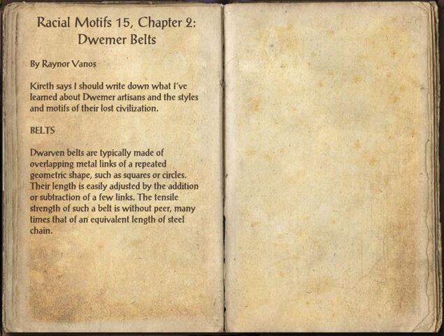 File:Racial Motifs 15, Chapter 2- Dwemer Belts.jpeg