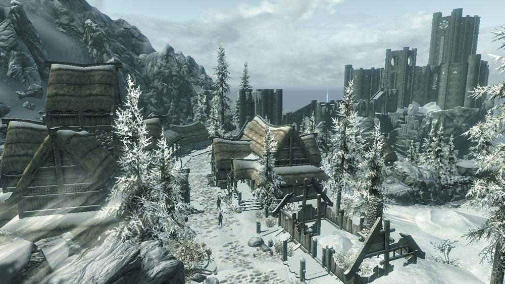 how to become thane of winterhold in skyrim