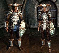 Stalhrim Armor - Both