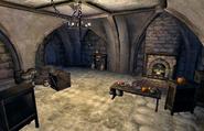 Battlehorn Castle Kitchen