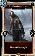Reclusive Giant (Legends Beta)