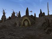 Drath Ancestral Tomb Exterior