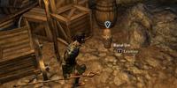 Pilfered Urn