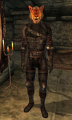 Dark Brotherhood Murderer Khajiit