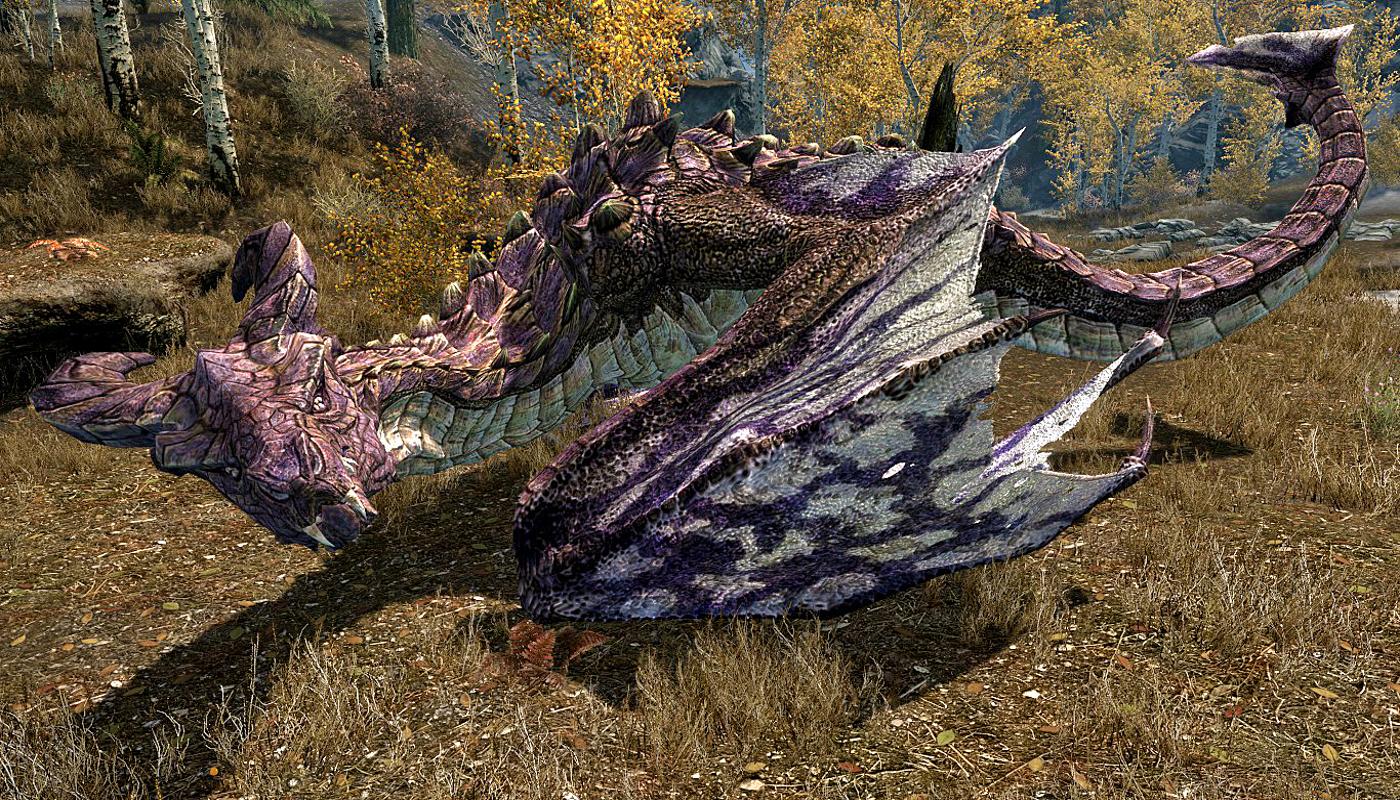 Legendary Dragon | Elder Scrolls | Fandom powered by Wikia
