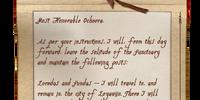 Telaendril's Ocheeva Note