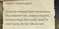 Aluvus' Final Notes