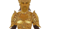 Golden Saint Armor
