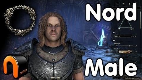 Elder Scrolls Online -- Nord Male - Character Creation-0