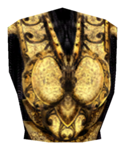 Indoril Cuirass MW