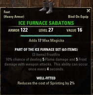 Ice Furnace - Sabatons 27