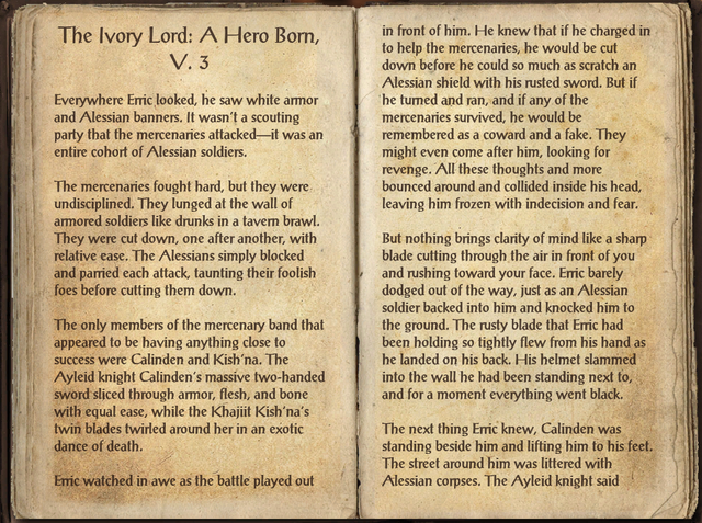File:The Ivory Lord - A Hero Born, V. 3 - 1.png