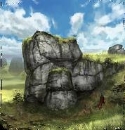 Glenumbra rocks