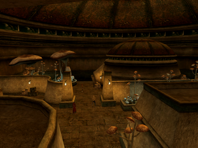 File:Vivec, Telvanni Plaza Morrowind.png