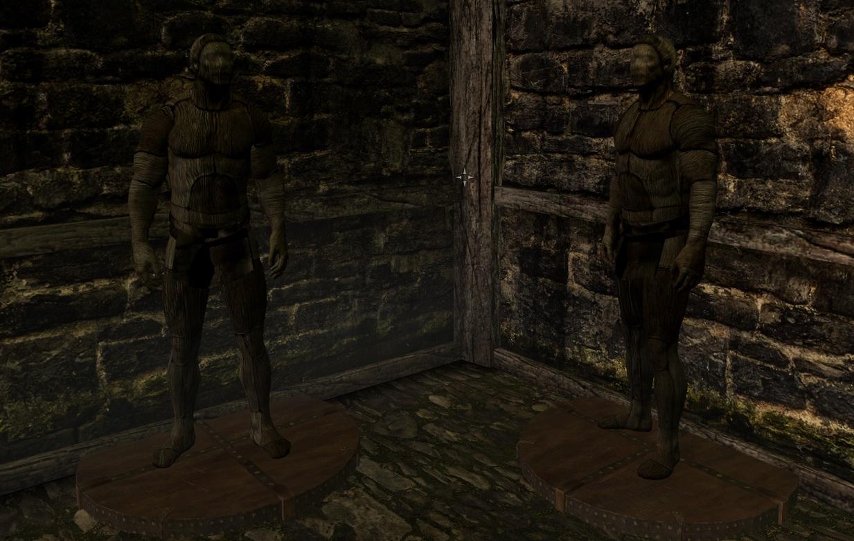 Mannequin Elder Scrolls Fandom Powered By Wikia