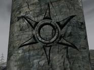 Sun Stone Bloodmoon Closeup