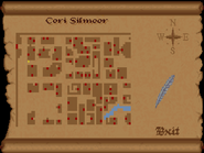 Cori Silmoor full map