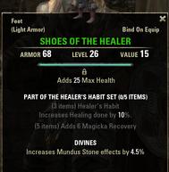 Healers Habit - Shoes 26