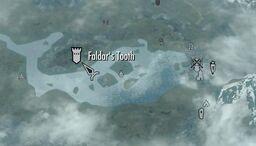 Faldar map