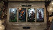 Bosmer Character Creation Legends