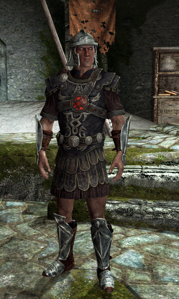 the elder scrolls skyrim how to get dedrick armor