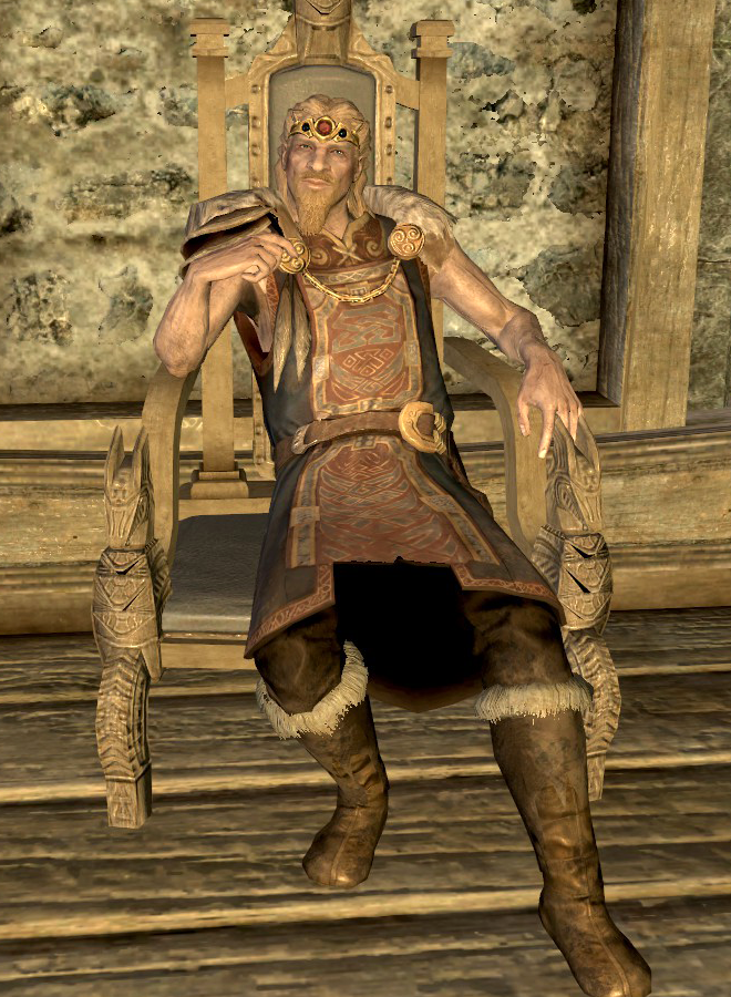 Image result for skyrim jarl balgruuf