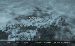 Orpan's Tear (Map)