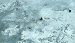 Ustengrav Maplocation