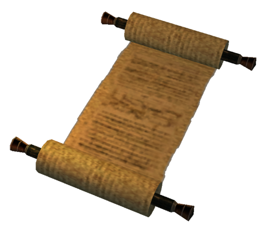 File:TES3 Morrowind - Book - Scroll open 02.png