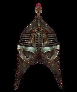 Orcish Helmet (Oblivion)