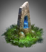 Runestone concept art