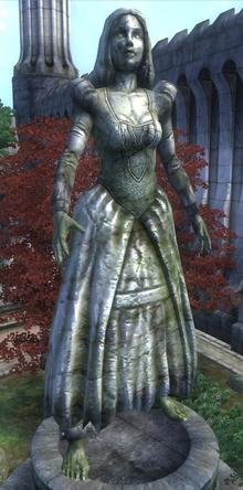Alessia Statue
