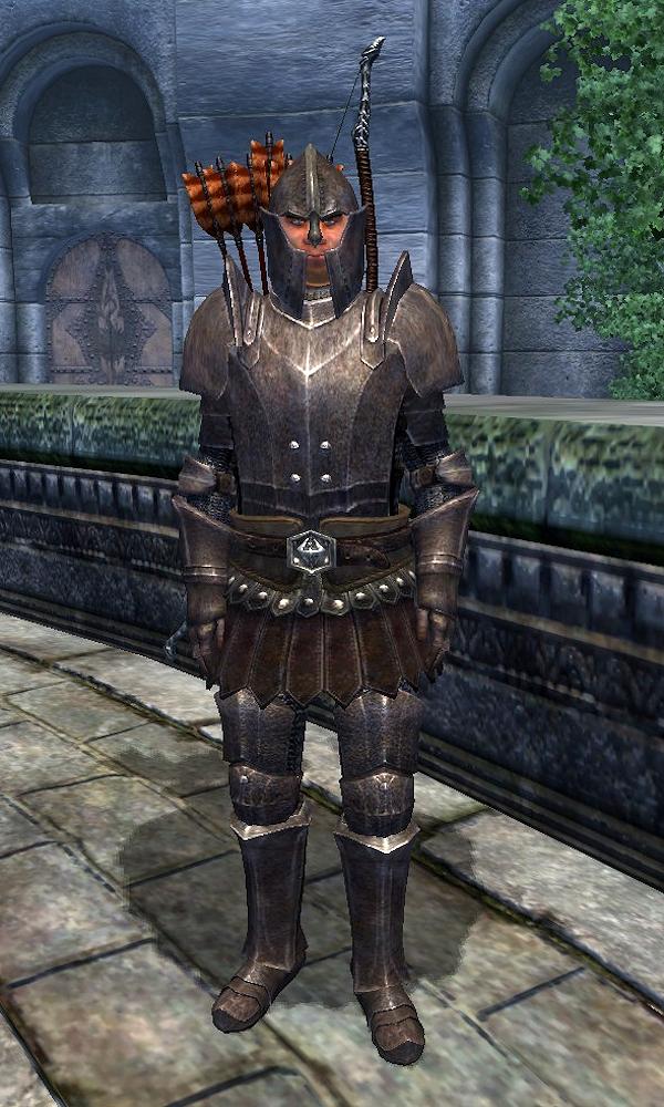 Imperial Legion Archer | Elder Scrolls | Fandom powered by ...